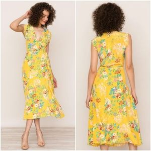 Yumi Kim Prince Street Silk Dress
